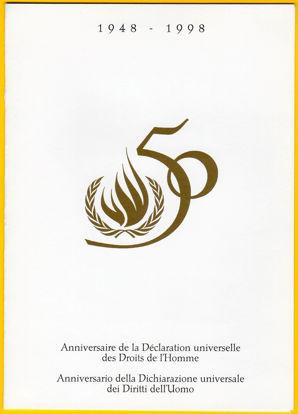 Immagine di P44 - 50° Anniversario Dichiarazione Universale Diritti Dell'Uomo