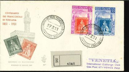 Immagine di 82 - CENT. FRANC. TOSCANA val.1