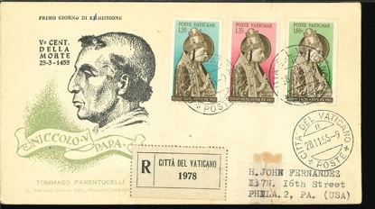 Immagine di 26v - PAPA NICCOLO' V° VAL 1