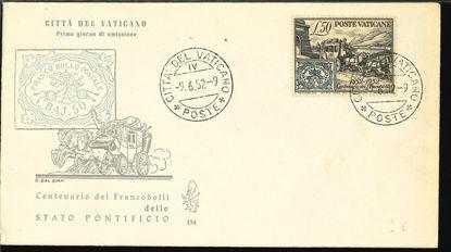 Immagine di 134 - CENT. FRANC. PONTIFICIO VAL 1