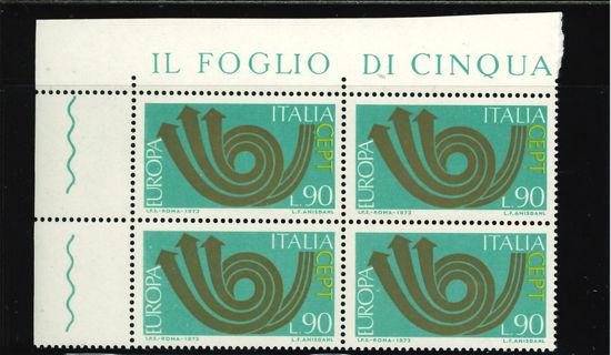 Immagine di 1218 - EUROPA 1973