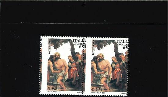Immagine di 2464 - GIUBILEO L.650 + 0,34