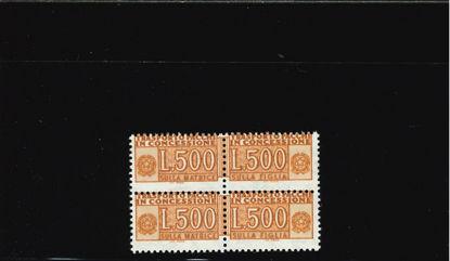 Immagine di 19/II - CONCESSIONE 500 L.