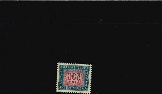 Immagine di 120 - SEGNATASSE 500 L.
