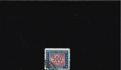 Immagine di 110 - SEGNATASSE 500 L.