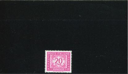 Immagine di 114 - SEGNATASSE 20 L.