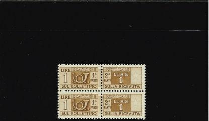 Immagine di 68 - PACCHI POSTALI 1 L.