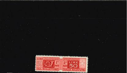 Immagine di 76 - PACCHI POSTALI 50 L. 14 X 13 1/4
