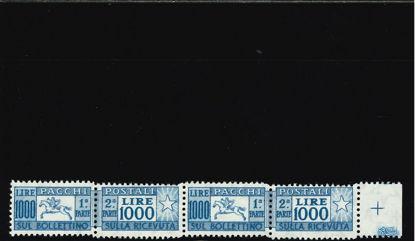 Immagine di 102 - PACCHI POSTALI 1000 L.