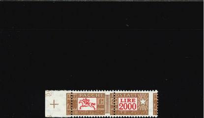 Immagine di 105 - PACCHI POSTALI 2000 L. S IV