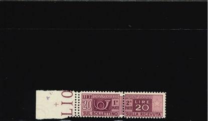 Immagine di 74 - PACCHI POSTALI 20 L.