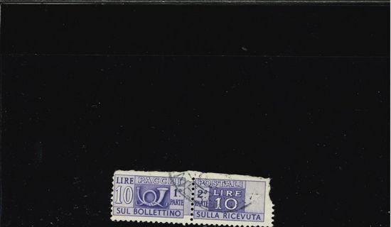 Immagine di 74 - PACCHI POSTALI 10 L.