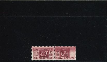 Immagine di 79/III - PACCHI POSTALI 300 L.