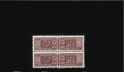 Immagine di 64 - PACCHI POSTALI 20 L.