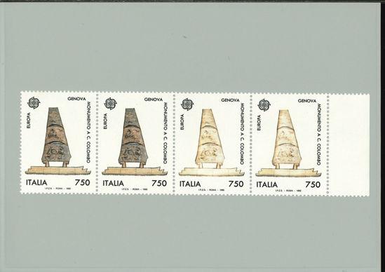 Immagine di 1993 - EUROPA 92 750 L.