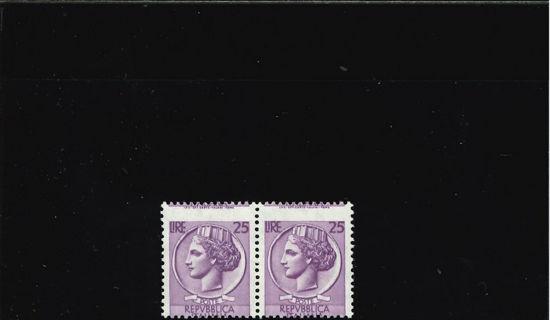 Immagine di 769/II - SIRACUSANA 25 L.