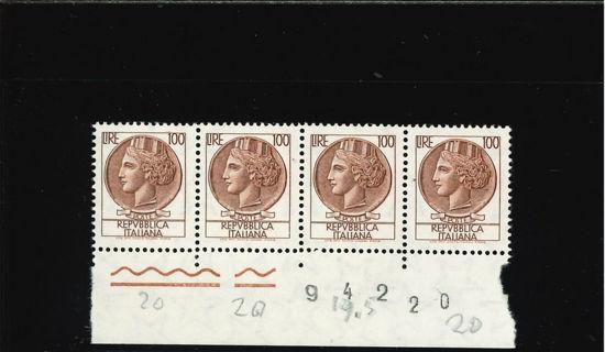 Immagine di 1083 - SIRACUSANA 100 L.