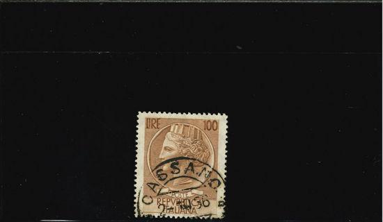 Immagine di 785 - SIRACUSANA 100  L.