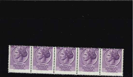 Immagine di 769 - SIRACUSANA 25 L. STELLE II