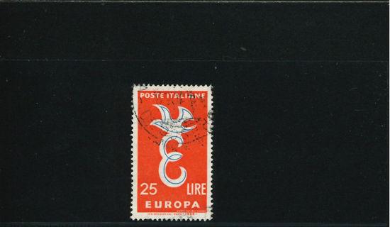 Immagine di 838 - EUROPA 25 L.