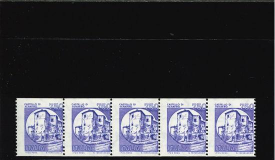 Immagine di 1530/G - CASTELLI MACCHINETTE 750 L.