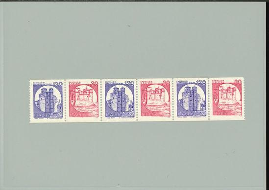Immagine di 1528 - CASTELLI MACCHINETTE 30+170 L.