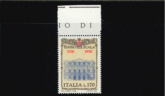 Immagine di 1401 - TEATRO LA SCALA 170 L.