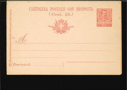 Immagine di 31 - CARTOLINA POSTALE -  C31