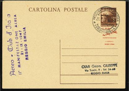 Immagine di 131 - CARTOLINA POSTALE -  C131