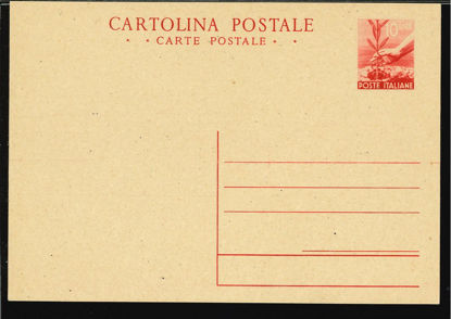 Immagine di 132 - CARTOLINA POSTALE -  C132