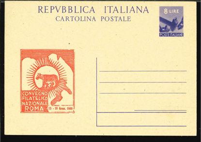 Immagine di 134 - CARTOLINA POSTALE -  C134