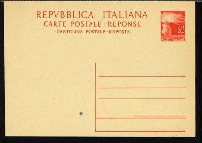Immagine di 137 - CARTOLINA POSTALE -  C137