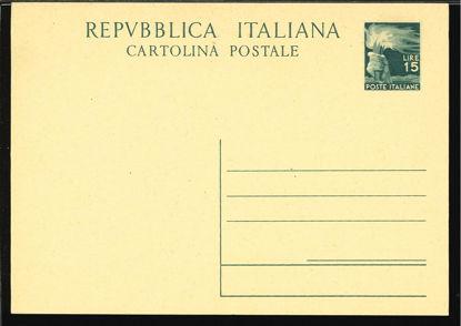 Immagine di 141 - CARTOLINA POSTALE -  C141