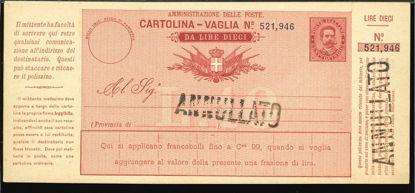Immagine di 11B - CARTOLINE VAGLIA -  V11 B