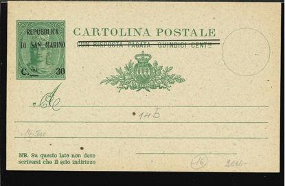 Immagine di 10a - CARTOLINA POSTALE -  C10a