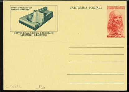 Immagine di 1522 - CARTOLINA POSTALE -  C152-2