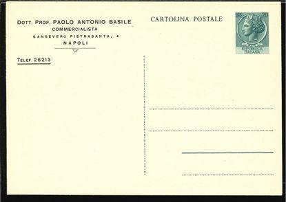 Immagine di 153 - CARTOLINA POSTALE -  C153