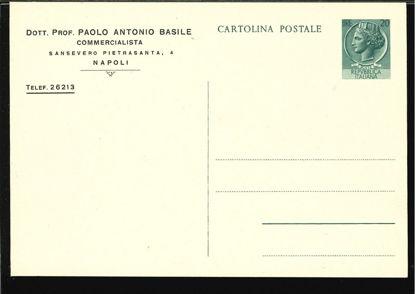 Immagine di 153A - CARTOLINA POSTALE -  C153A