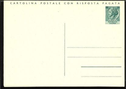 Immagine di 156 - CARTOLINA POSTALE -  C156