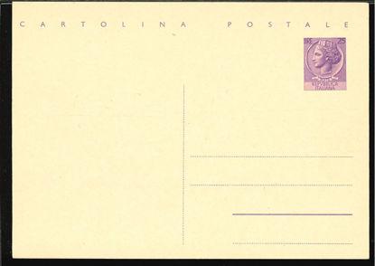 Immagine di 163 - CARTOLINA POSTALE -  C163