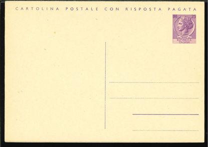 Immagine di 165 - CARTOLINA POSTALE -  C165