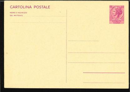 Immagine di 171 - CARTOLINA POSTALE -  C171