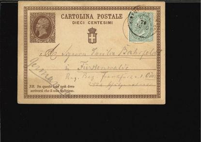 Immagine di 1 - CARTOLINA POSTALE -  C1