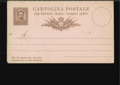 Immagine di 6A - CARTOLINA POSTALE -  C6A
