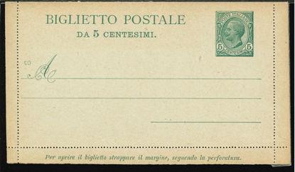 Immagine di 10 - BIGLIETTI POSTALI -  B10