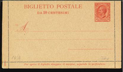 Immagine di 11 - BIGLIETTI POSTALI -  B11