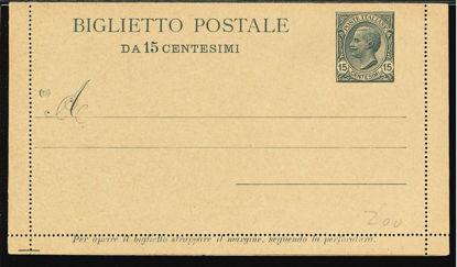 Immagine di 12 - BIGLIETTI POSTALI -  B12
