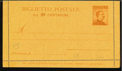 Immagine di 14 - BIGLIETTI POSTALI -  B14