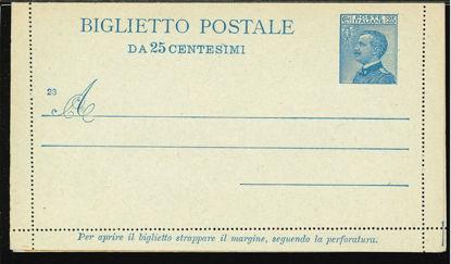 Immagine di 17 - BIGLIETTI POSTALI -  B17