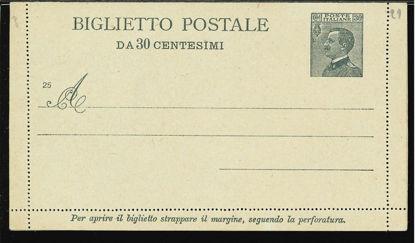 Immagine di 19 - BIGLIETTI POSTALI -  B19